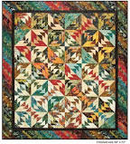 JN Indian Summer Batik Kit