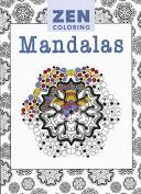 Zen Coloring Book - Mandalas