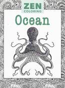 Zen Coloring Book - Ocean