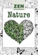 Zen Coloring Book - Nature