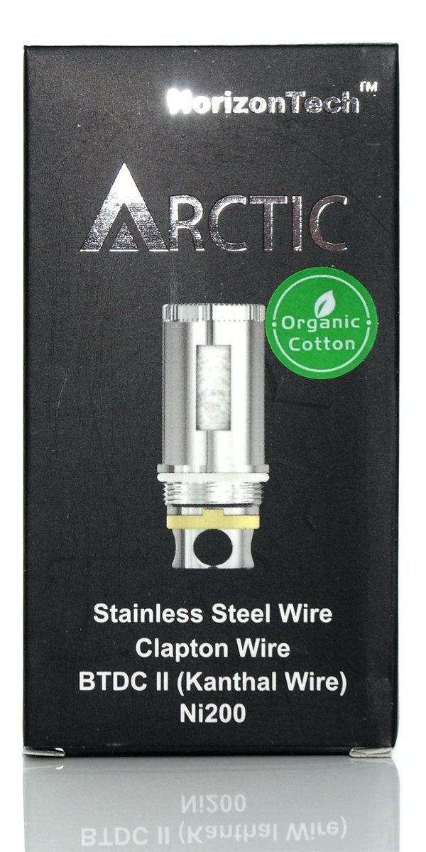Arctic Sub-Ohm Tank Replacment Coil - 5 Pack