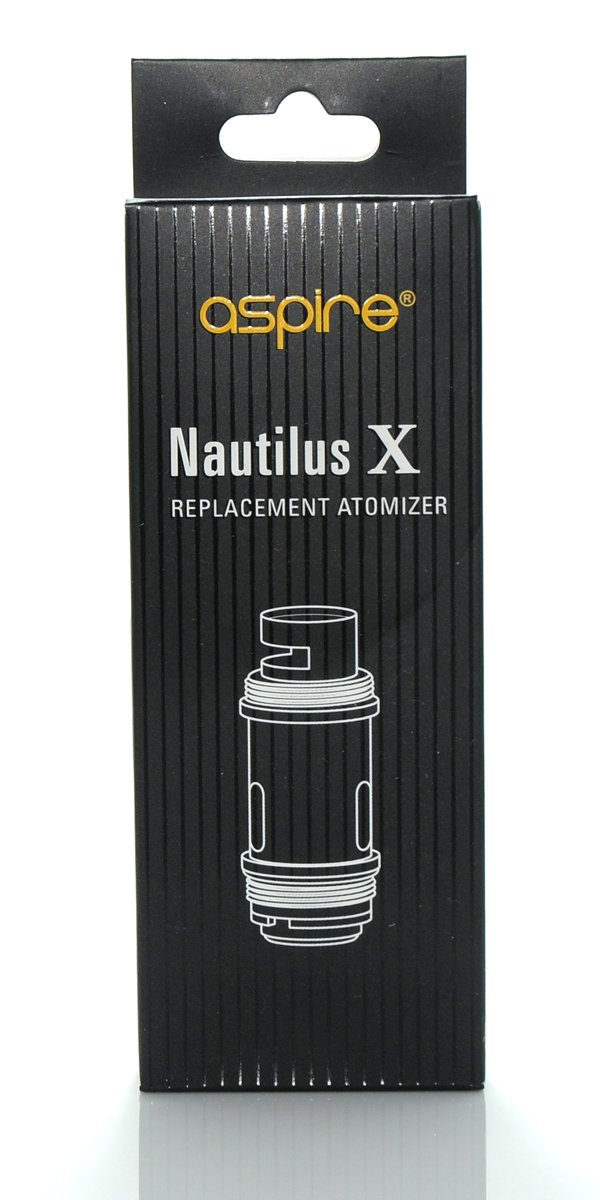 Aspire Nautilus X Replacement Coils - 5 Pack