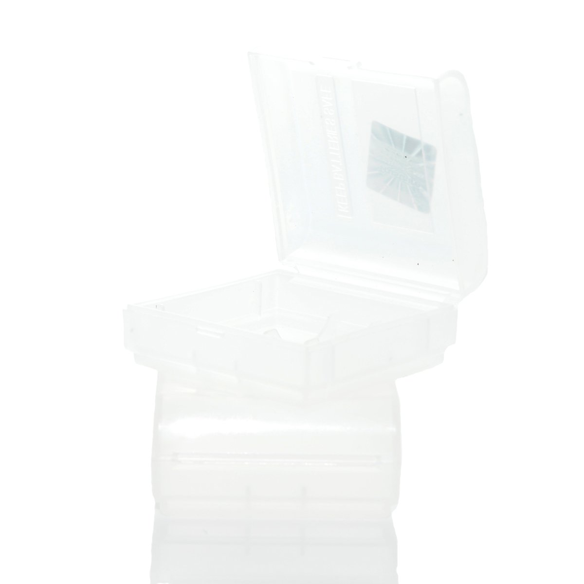 Battery Box Small - Clear