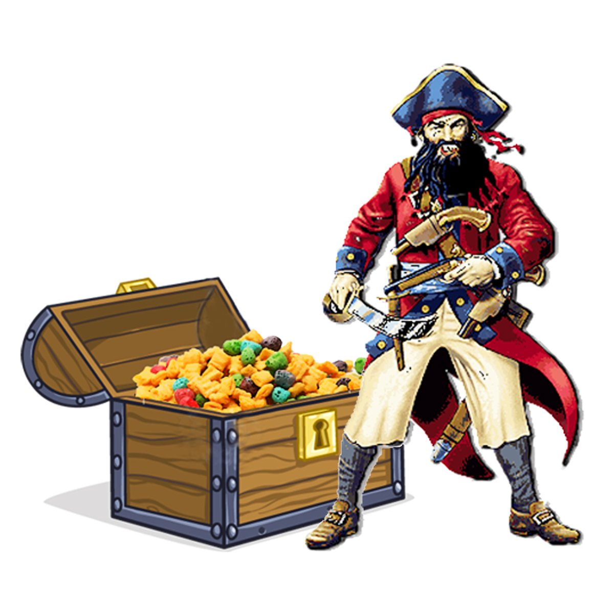 Capt'n Berry High VG