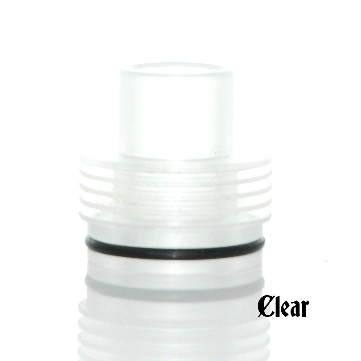 Chuff Drip Top - Delrin