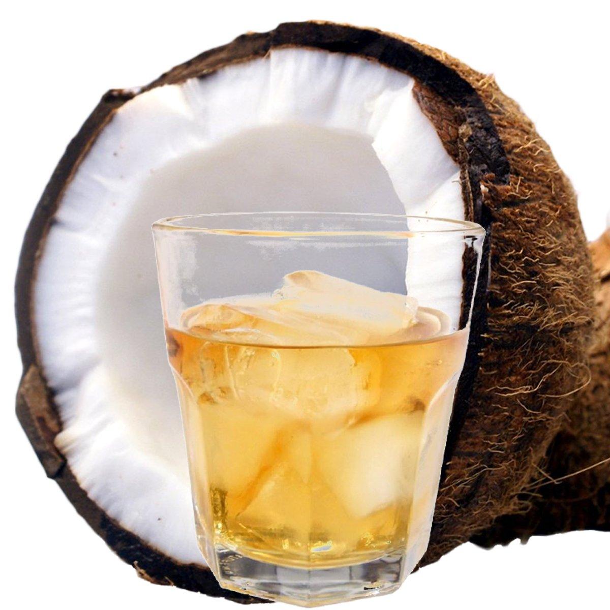 Coconut Rum 50/50 PG/VG