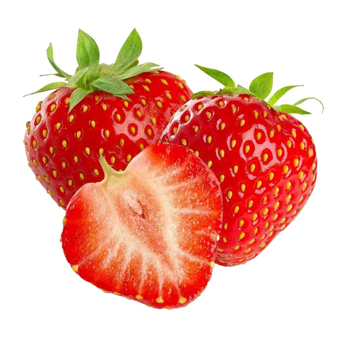 Fresh Strawberry 50/50 PG/VG