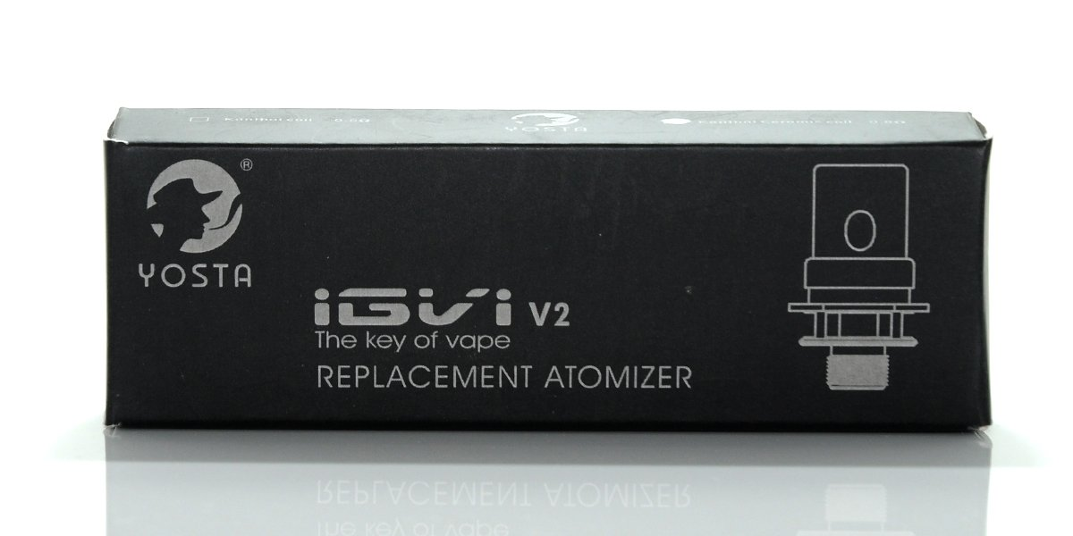 iGVi V2 Replacment Coil 5 Pack