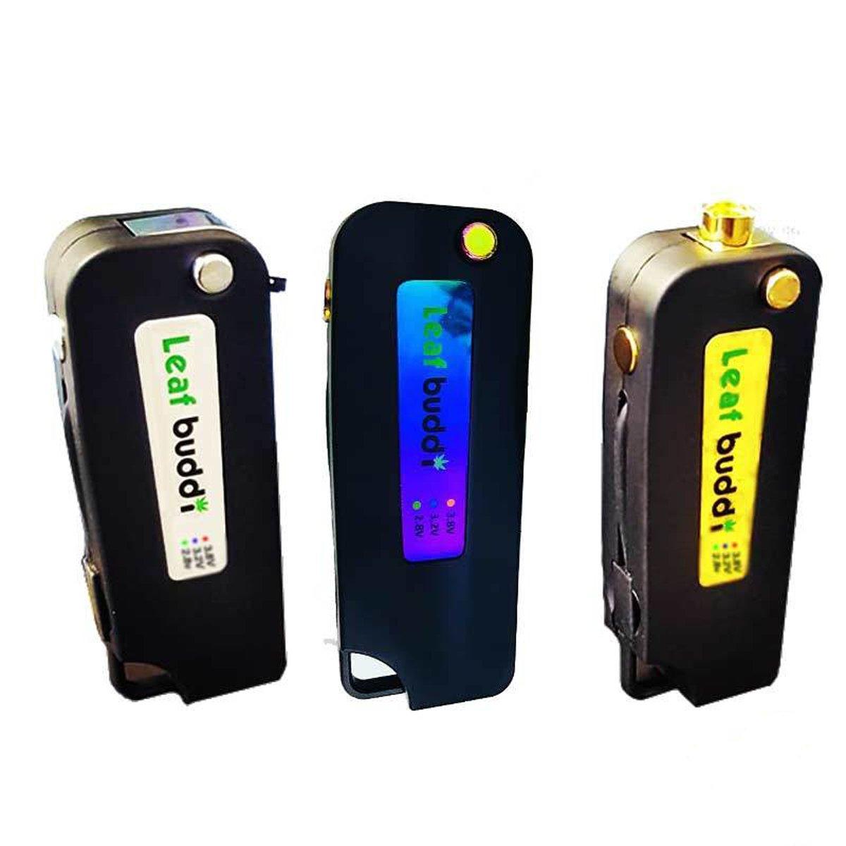 Leaf Buddi Key Box V Pro Variable Voltage 350mAh 510 CE3 Key Fob Box Mod With Built In USB Charger