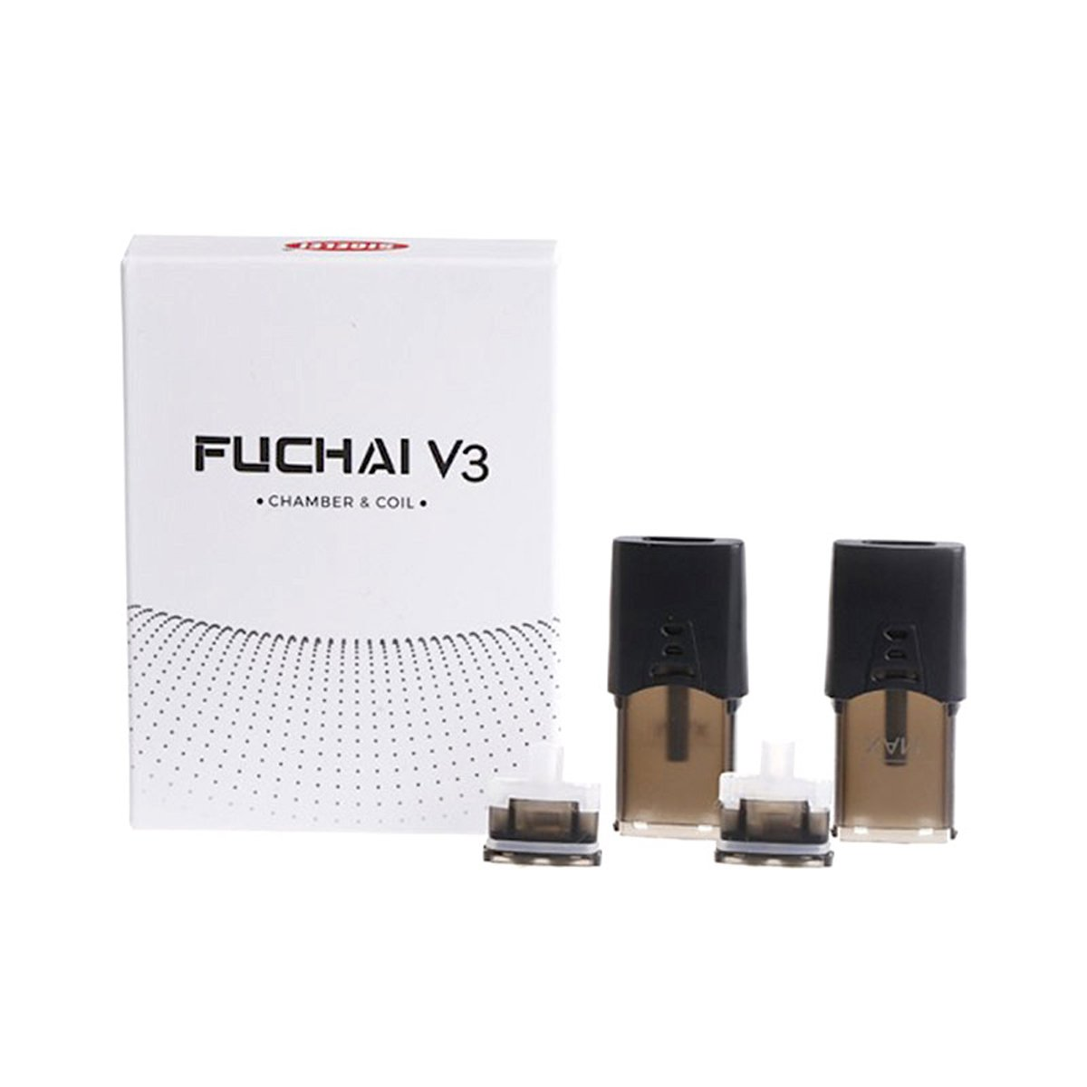 Sigelei Fuchai V3 Replacement Pod Cartridge - 2 Pack