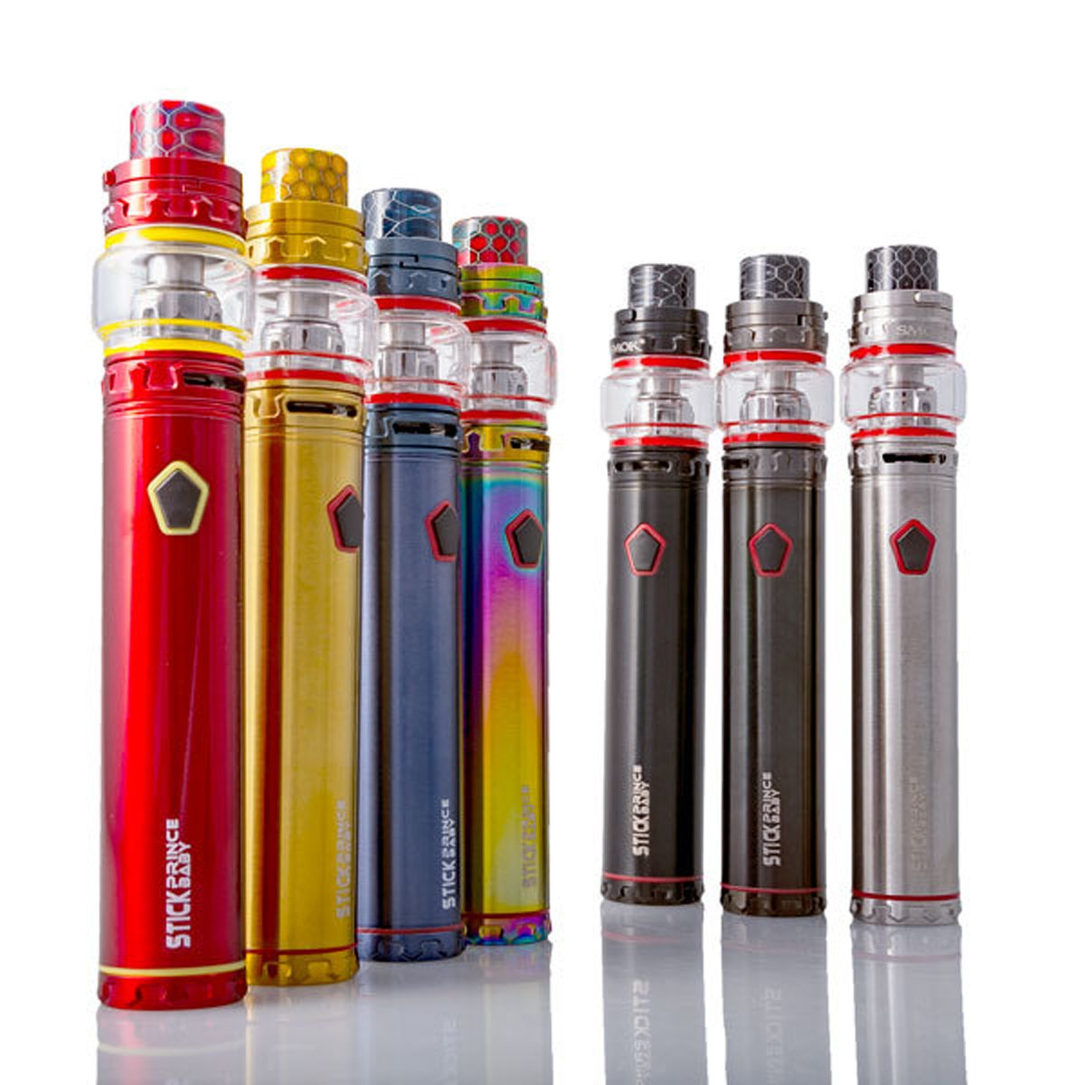 SMOK Stick Prince Baby 2000mAh Starter Kit With 4.5ML TFV12 Baby Prince Tank