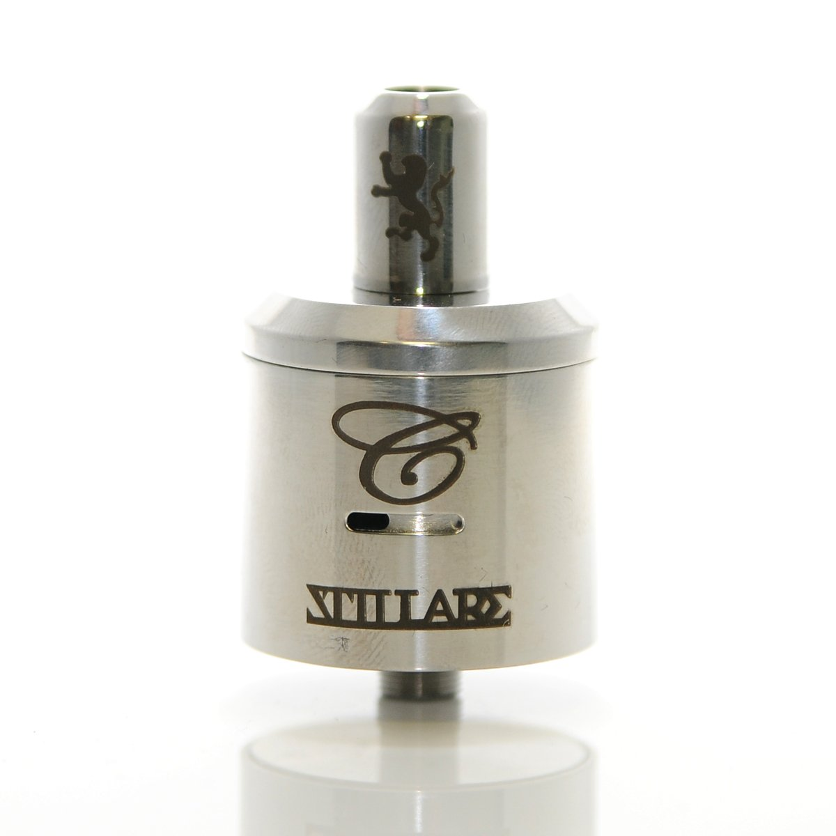 Stillare 26650 RDA - Stainless