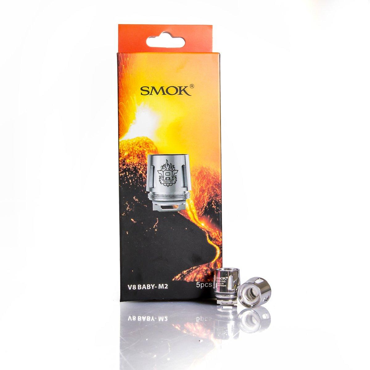 Smok TFV8 Baby Beast Coils - 5 Pack