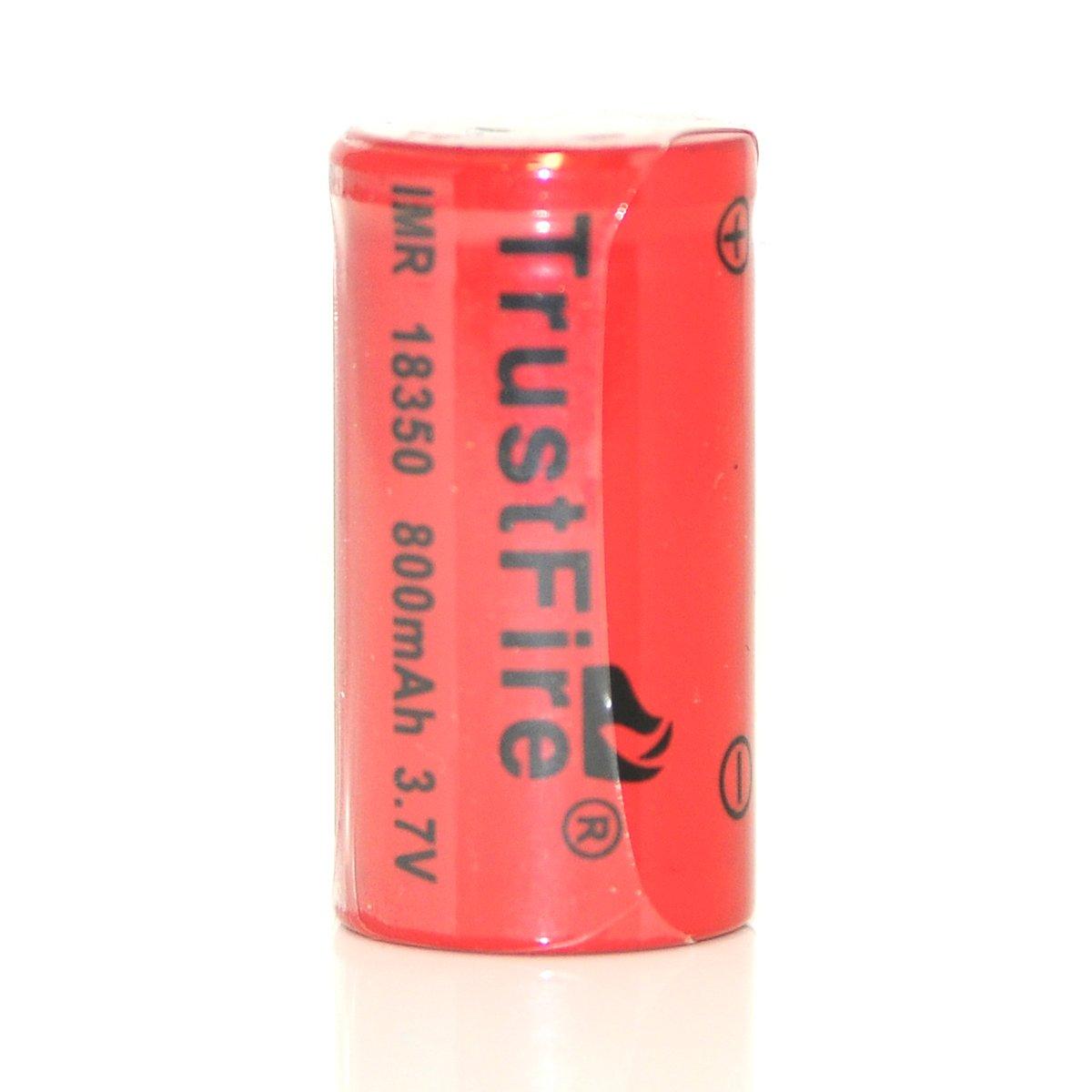 TrustFire 18350 800mAh Battery
