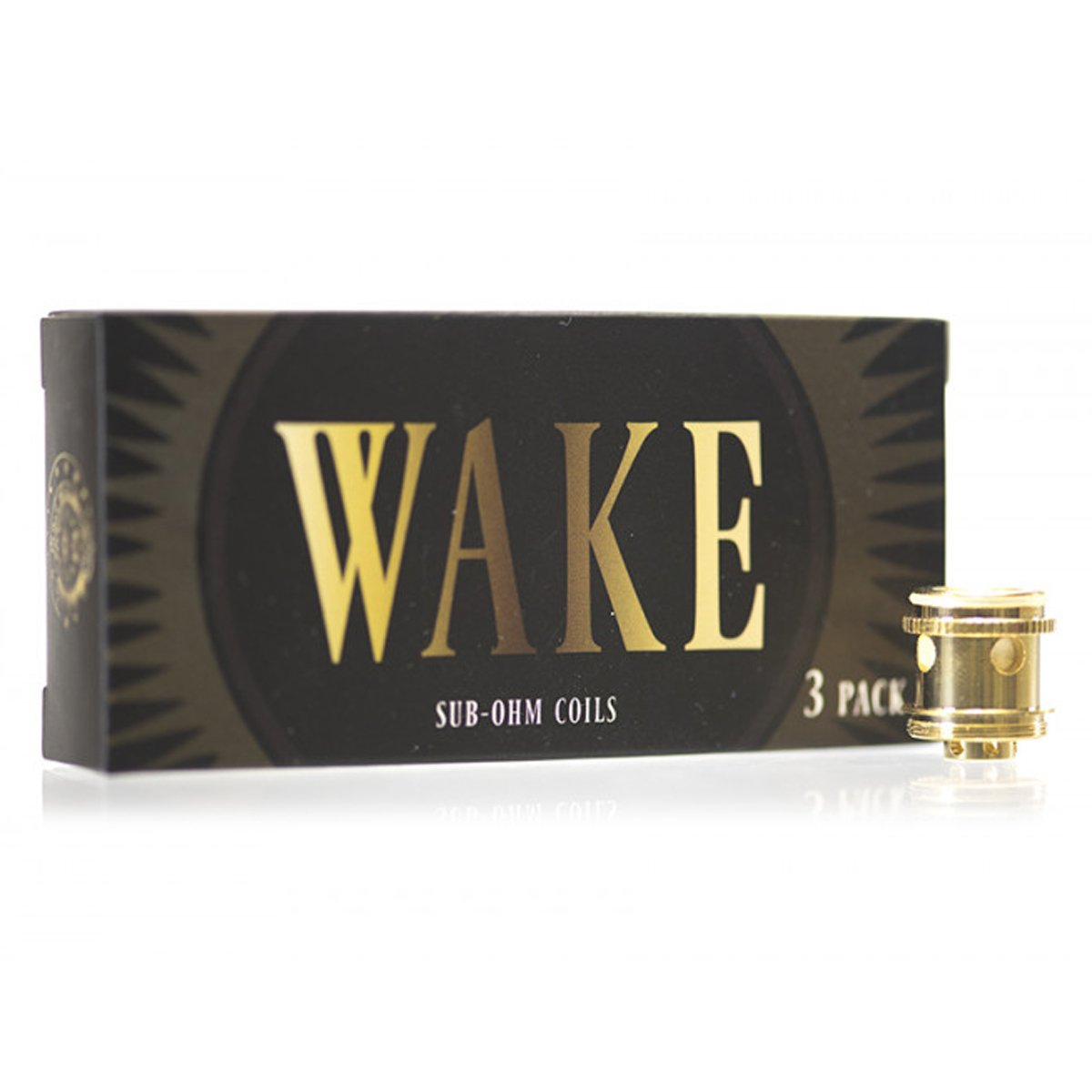 Wake Mod Co. Replacement Sub-Ohm Coil 3PK
