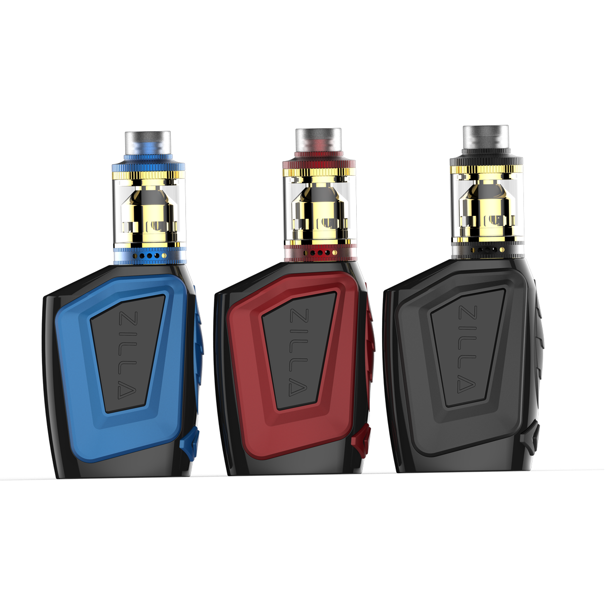 Ply Rock Zilla 60W TC Starter Kit With 3.3ML Wake Sub-Ohm Tank