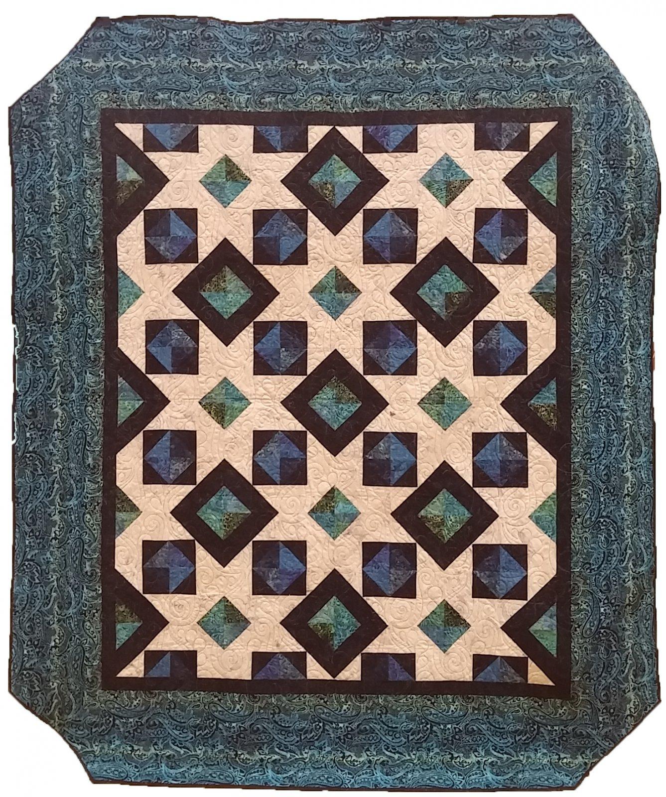 Jewels Kit - Jinny Beyer Fabrics - Full Size