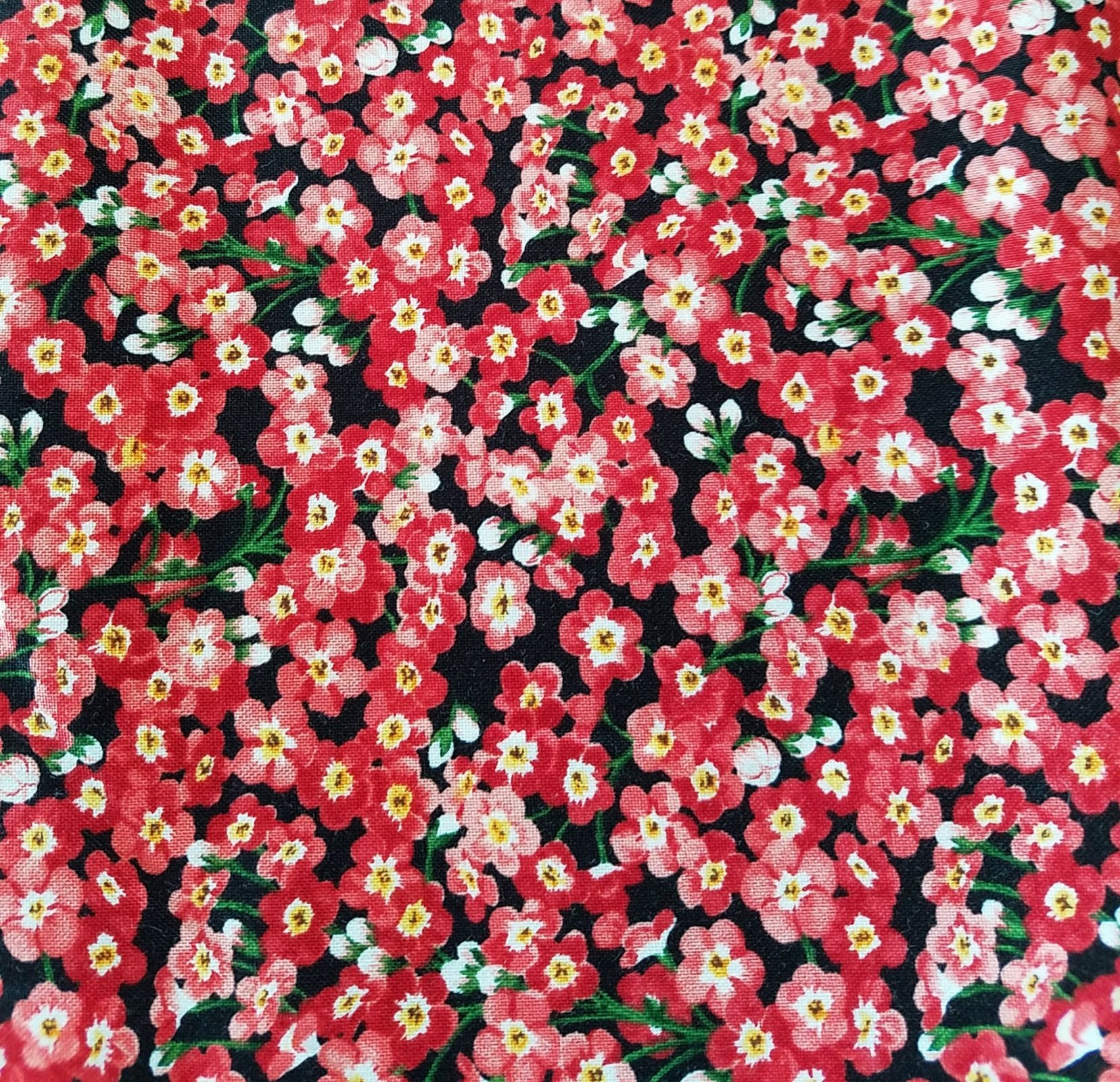 moda - Big Country - Sentimental Studios - Red Forget Me Not 15580