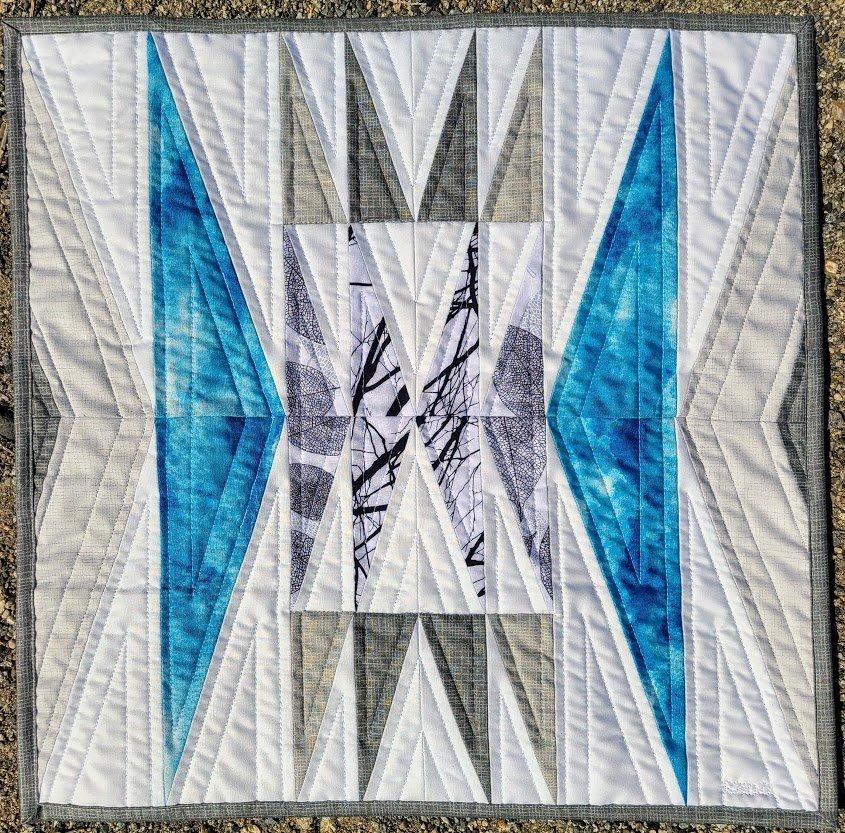 Sails - Reflected - Quilter's Trek 2021 - KIT