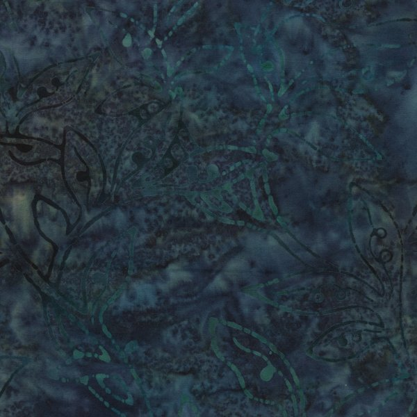 RJR-JB-Malam Batiks Fountain - blue grey