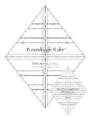 Boondoggle Ruler Set (Baby and Large)