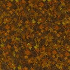 Danscapes - 1419-3 Yel/Orange Fall Leaves