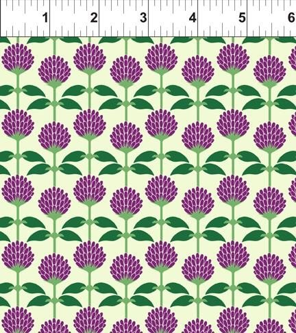 Deco State - Vermont - Red Clover