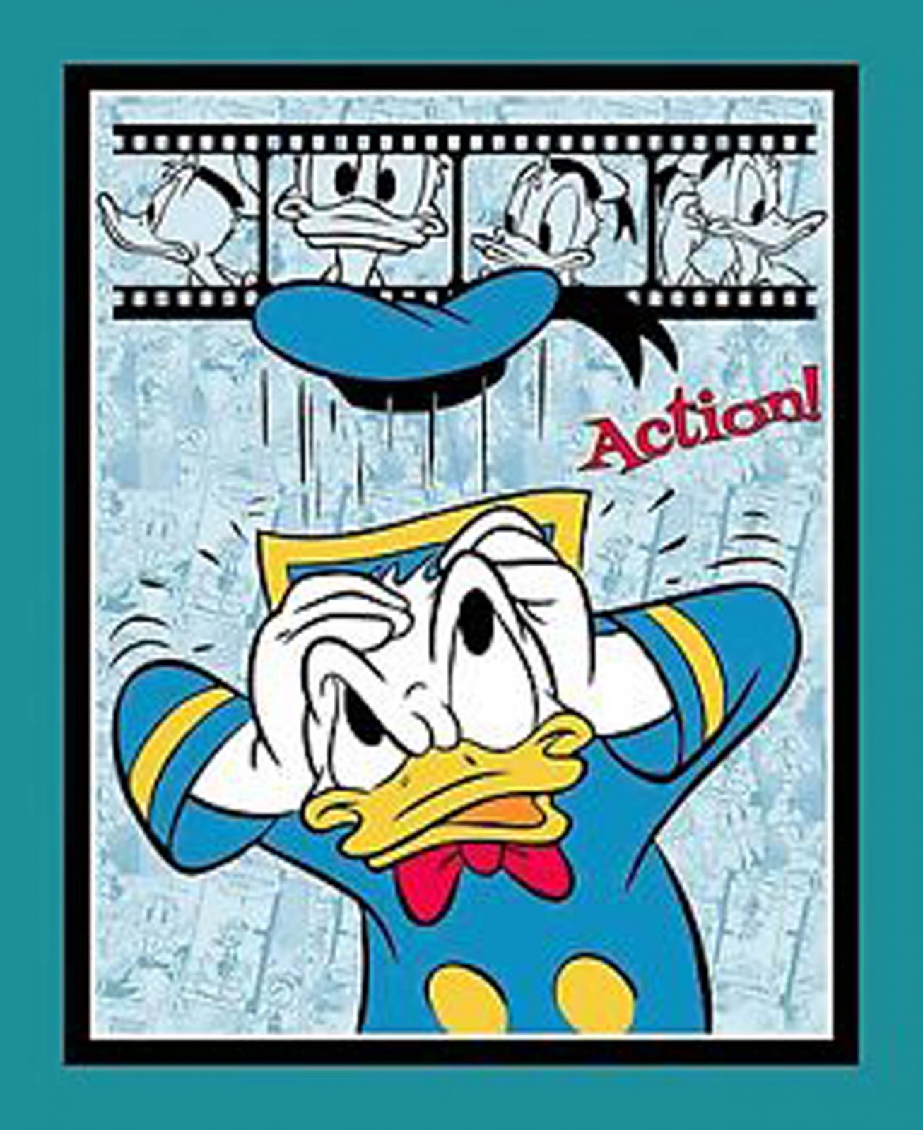 Donald Duck Panel
