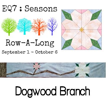 Dogwood Branch - EQ Seasons RAL - Digital Download