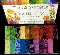 Floragraphixs Batik IV