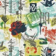 Hoffman Fabrics - Grafic - Prism