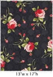 JR-Roses Black
