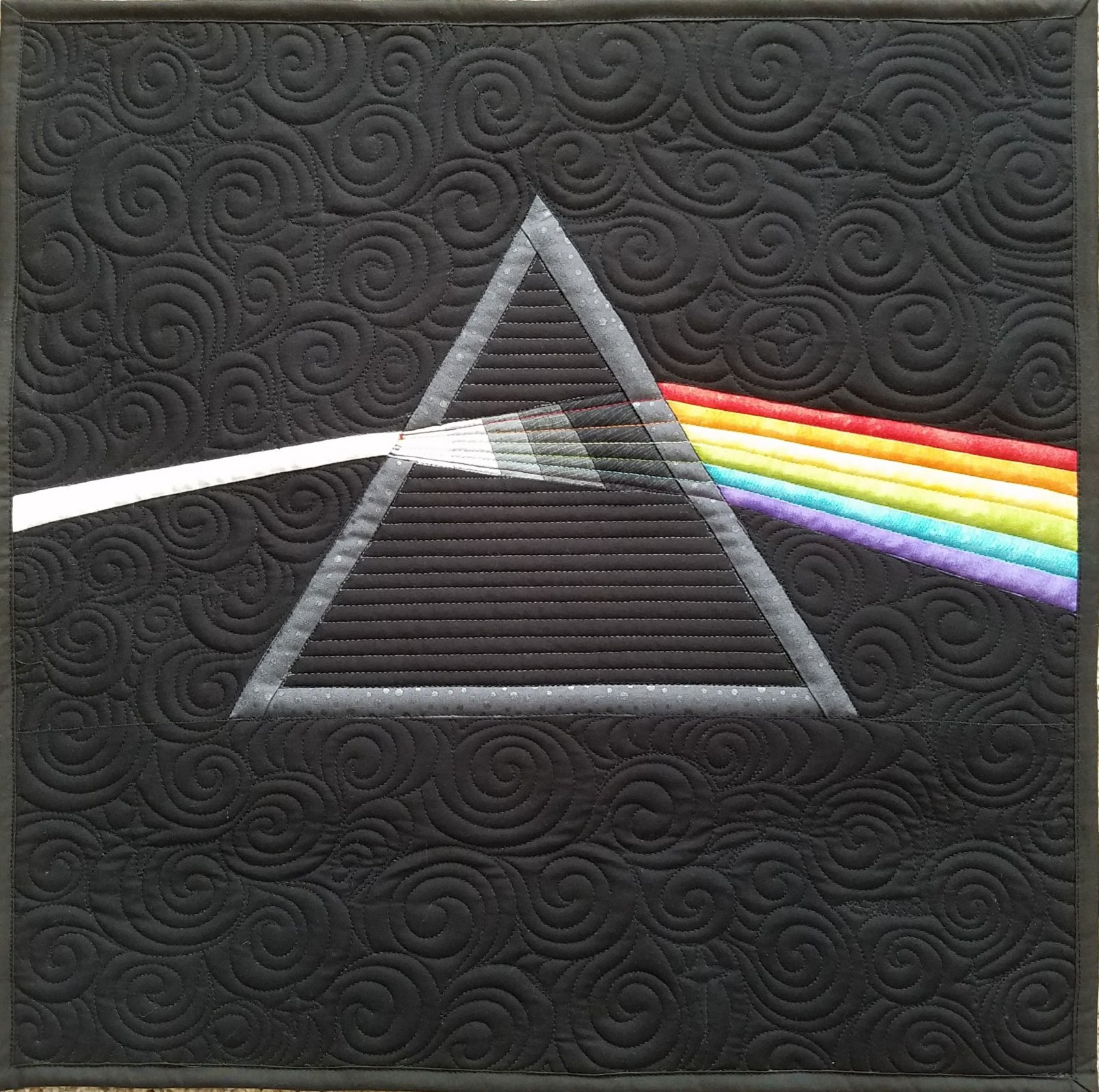 Dark Side of the Moon - Refraction - Digital Download