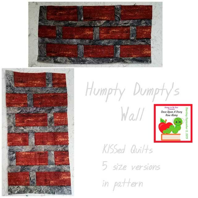Bricks Pattern - Once Upon a Story RAL