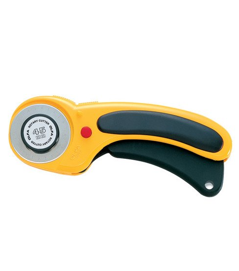 OLFA Rotary Cutter 45MM Deluxe