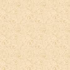 Poppy Celebration - Scrolls A/O Cream