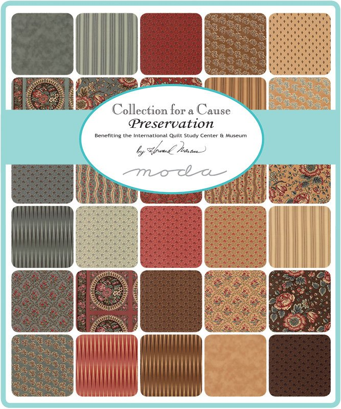 Collection for a Cause - Preservation 1830-1850 Jelly Roll