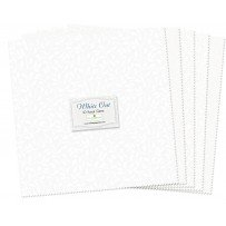 White Out - 10 Squares - 42 ct