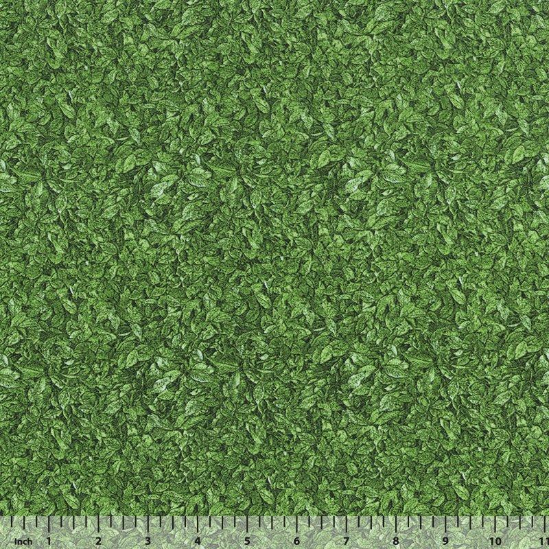 Danscapes - Medium Green Leaves - 1420 - 1