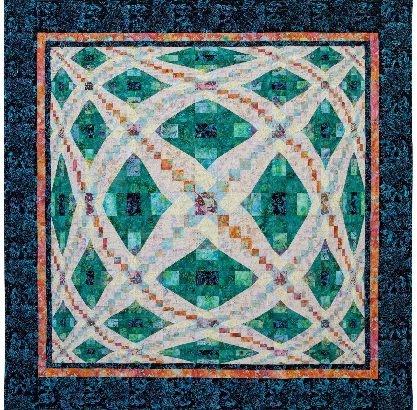 Rondure - Island Batik Seashore Fabrics - Spring 2016