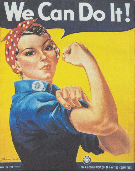 Rosie the Riveter - 16.5