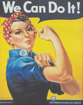 Rosie the Riveter - 6.75