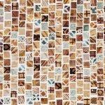 Mosaic - Cream