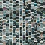 Mosaic - Charcoal