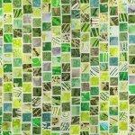 Mosaic - Lime