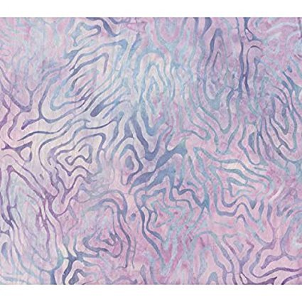 Wilmington Batik - Rippled Reflections Lavender
