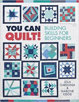 You Can Quilt! by Gardunia and Oddie
