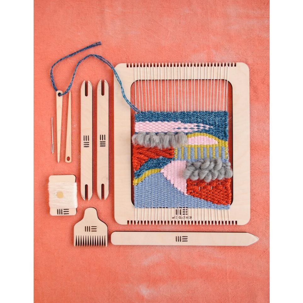 Frame Loom Weaving Kit
