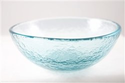 Small 6 Bowl in Aqua