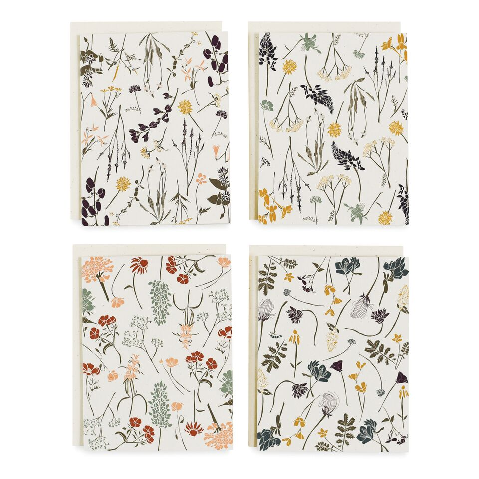 Wildflowers by Region Boxed Cards